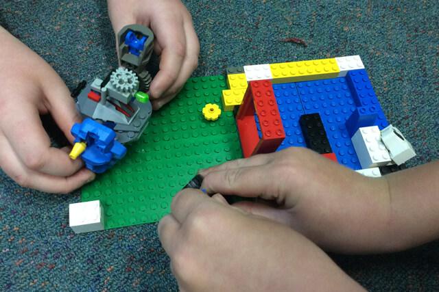 LEGO Social Club- Social Skills at Early Start